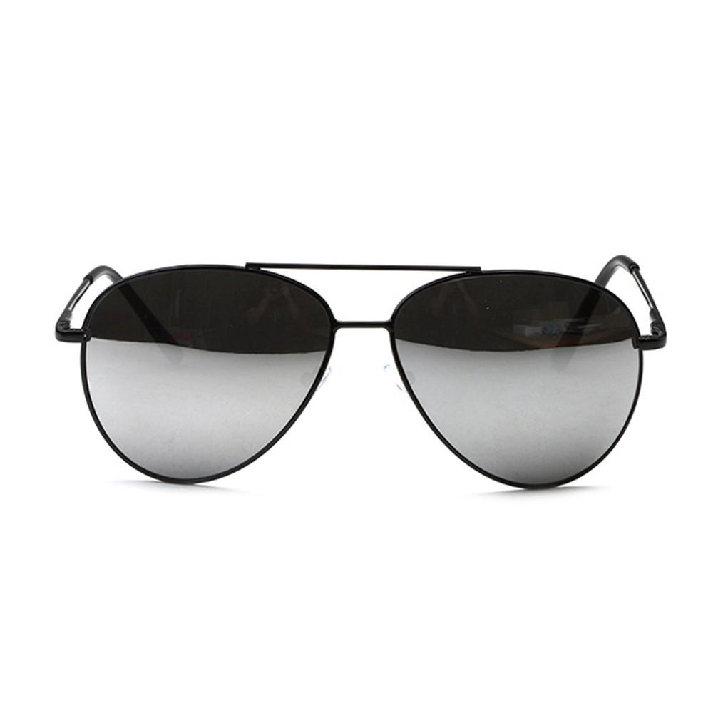 CM7001 빅 보잉 선글라스 - 옵션 블랙밀러